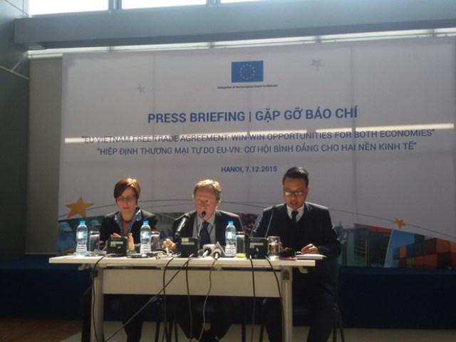FTA Việt Nam – EU: Mở ra làn sóng đầu tư chất lượng cao