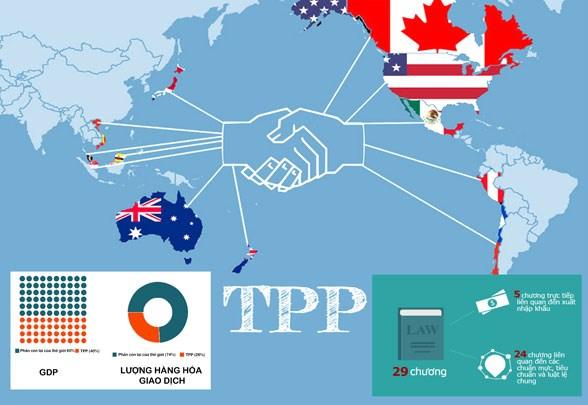 """Hỗ trợ doanh nghiệp """"vượt sóng"""" TPP"""