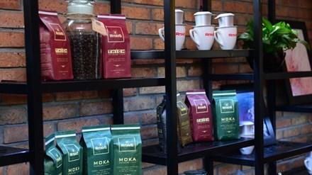 Ra mắt thương hiệu cà phê rang xay cao cấp RITAVÕ