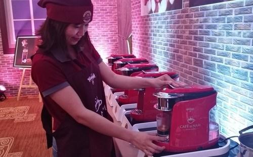 Vinacafé Biên Hòa và câu chuyện về Café de Nam