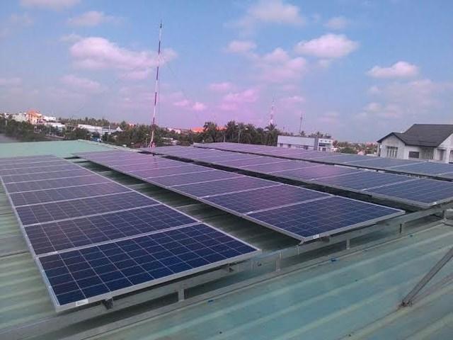 Doanh nghiệp trong nước chủ động đón đầu xu hướng năng lượng xanh