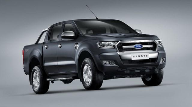 Ford Ranger: xe bán tải bán chạy nhất châu Âu