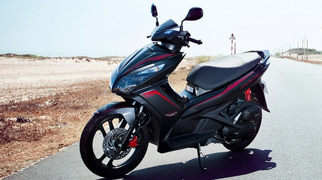 Cái nhìn tổng quan về Air Blade 125cc, mẫu xe vừa được Honda Việt Nam giới thiệu