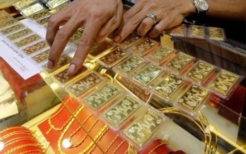 Tăng gần 200.000 đồng, vàng SJC lấy lại mốc 34 triệu đồng/lượng