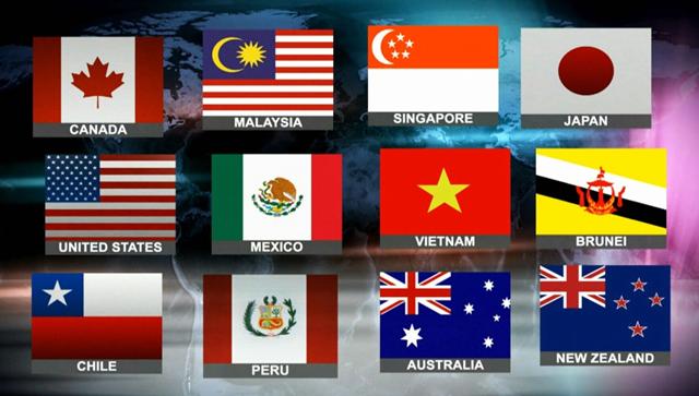 Việt Nam có vị trí như thế nào trong TPP