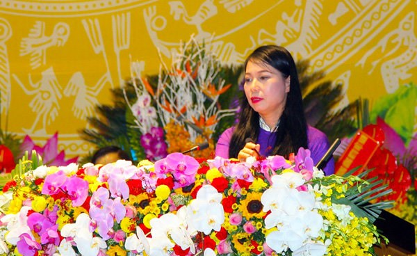 Phó bí thư thường trực tỉnh ủy Vĩnh Phúc không trúng cử ban thường vụ