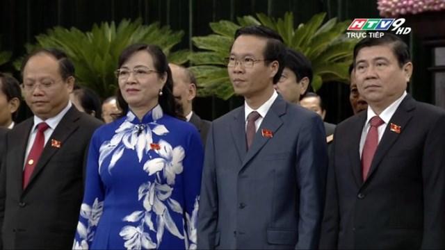 Phân công ông Lê Thanh Hải tiếp tục chỉ đạo Thành ủy TP.HCM