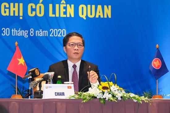 Hội nghị Bộ trưởng Kinh tế ASEAN lần thứ 52 đạt nhiều kết quả quan trọng