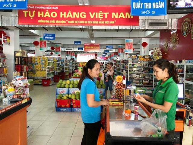 Hỗ trợ doanh nghiệp thông qua việc quảng bá hàng Việt với người tiêu dùng