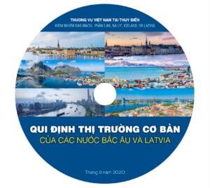 """Giới thiệu sách mới """"Qui định thị trường cơ bản của các nước Bắc Âu và Latvia"""""""