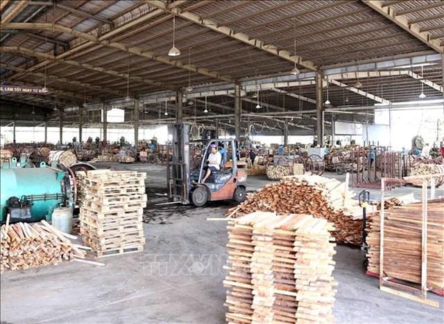 Xuất khẩu Việt Nam đang tiến về đích