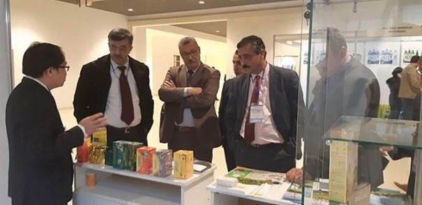 Thương vụ Việt Nam tại Algeria mời doanh nghiệp gửi catalogue và hàng mẫu
