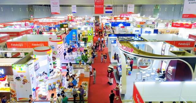18- 21/11/2020: Triển lãm Quốc tế Công nghiệp Thực phẩm Việt Nam 2020