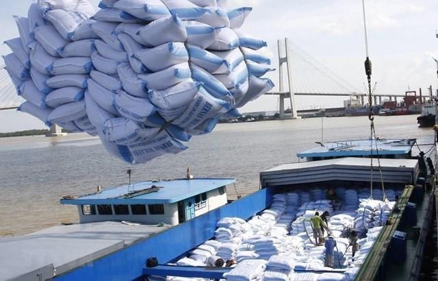 Xuất khẩu gạo vào EU bằng 1/6 so với Thái Lan