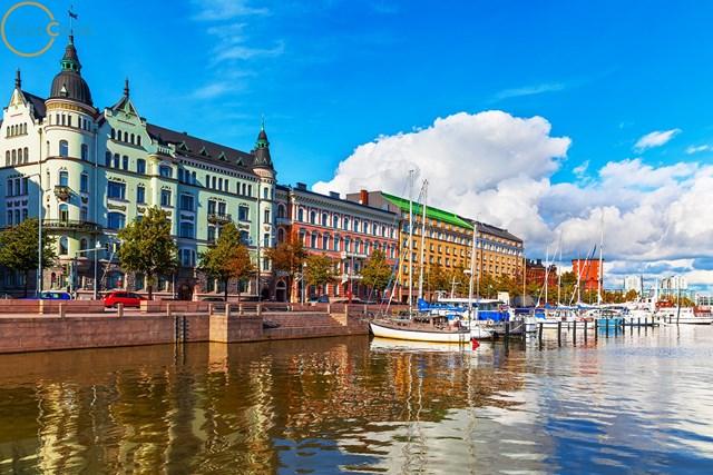Xuất khẩu hàng hóa sang Phần Lan tăng trưởng trong 10 tháng năm 2020