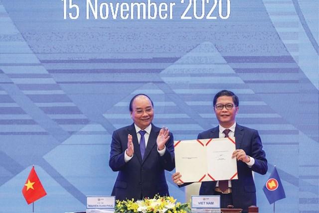 Hiệp định RCEP: Cơ hội trên sân chơi mới