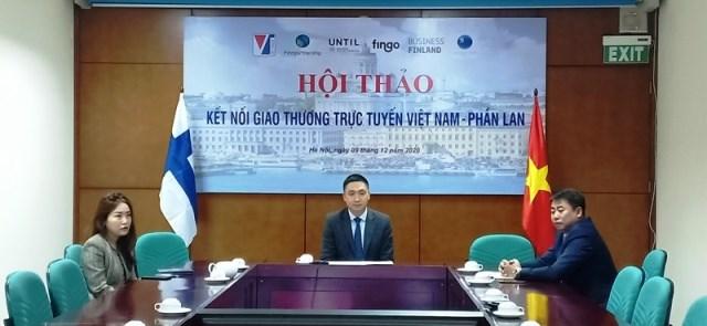 Nhiều doanh nghiệp Phần Lan quan tâm đến thị trường Việt Nam