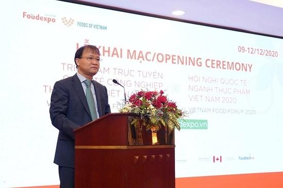 Khai mạc Triển lãm Quốc tế Công nghiệp Thực phẩm Việt Nam 2020