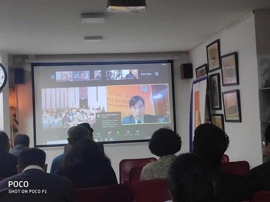 Việt Nam và Ấn Độ còn nhiều dung lượng để thúc đẩy hợp tác kinh doanh