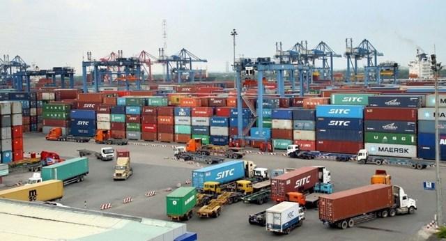 Xuất khẩu hàng hóa sang Canada tăng trưởng