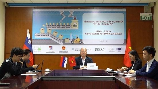Xúc tiến hợp tác DN Việt Nam – Slovenia trong lĩnh vực cơ khí