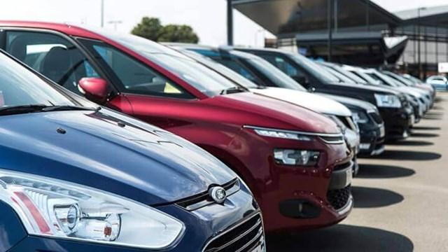 Tổ chức đấu giá hạn ngạch thuế quan NK ô tô đã qua sử dụng năm 2021
