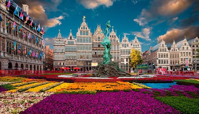 Xuất khẩu sang Bỉ tăng 36,5% trong quý I/2021