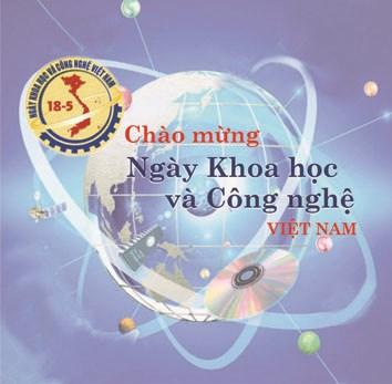 Hưởng ứng ngày khoa học và công nghệ Việt Nam năm 2021