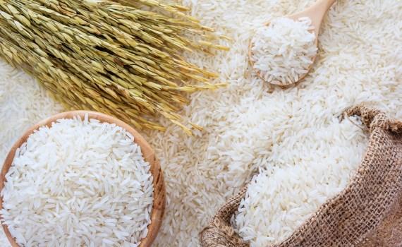 Giá lúa gạo hôm nay 19/5: Giá gạo nguyên liệu ổn định