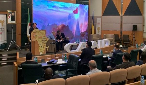 Việt Nam tham dự Diễn đàn Thương mại và Đầu tư châu Phi