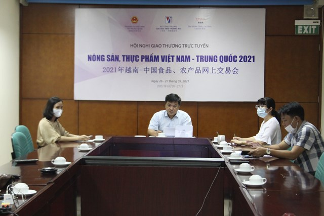 Bộ Công Thương kết nối thêm sàn thương mại điện tử nước ngoài bán nông sản, thực phẩm Việt