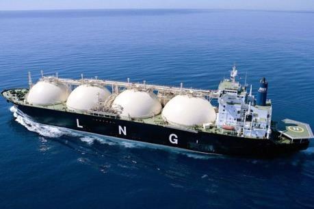 Giá khí tự nhiên hóa lỏng giao ngay tại châu Á tăng
