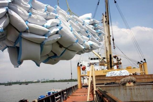 Xuất khẩu gạo cả năm ước đạt khoảng 6,2-6,3 triệu tấn, trị giá đạt 3,1-3,2 tỷ USD
