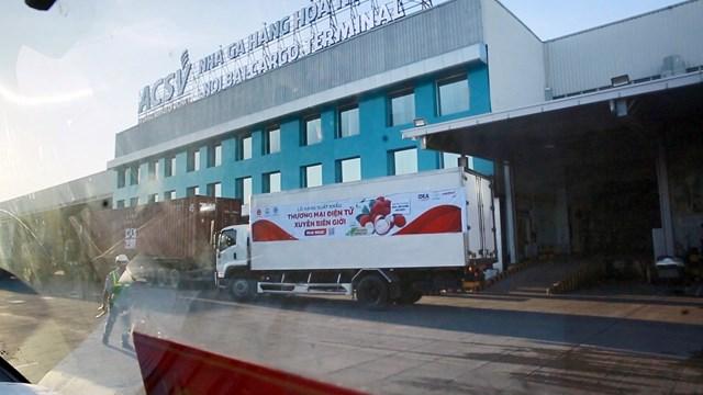 """Nông sản Việt lần đầu xuất khẩu sang châu Âu theo hình thức """"Thương mại điện tử xuyên biên giới"""""""