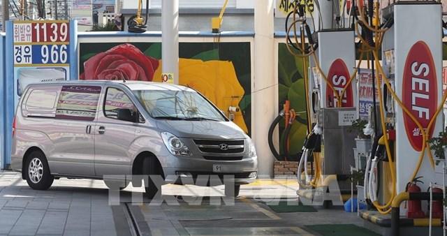 Nhu cầu nhiên liệu tại châu Á phục hồi không đồng đều