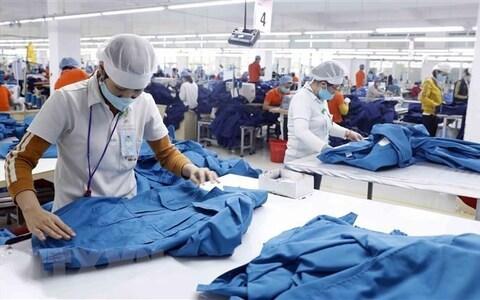 Tình hình sản xuất công nghiệp và hoạt động thương mại tháng 6 và 6 tháng năm 2021