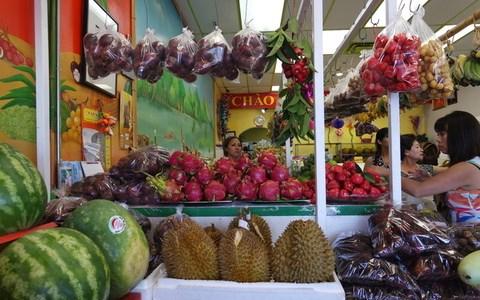 Mỹ là thị trường nhập khẩu đầy tiềm năng đối với trái cây Việt Nam