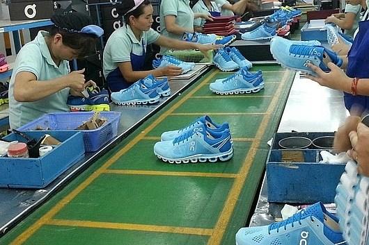 Giày dép vào top xuất khẩu 10 tỷ USD