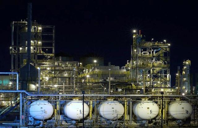 Giá khí tự nhiên hóa lỏng tại châu Á tăng lên mức cao