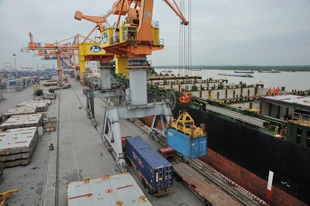 Quy mô xuất nhập khẩu vượt 375 tỷ USD