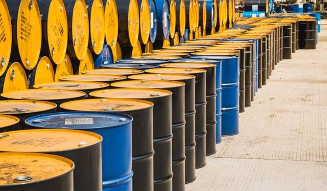 Nhập khẩu dầu thô Châu Á tháng 8 tăng nhẹ