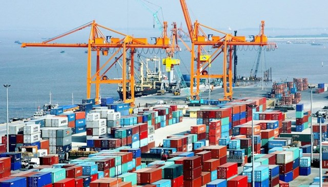 Kim ngạch xuất khẩu sang Mỹ đạt 61,8 tỷ USD trong 8 tháng năm 2021