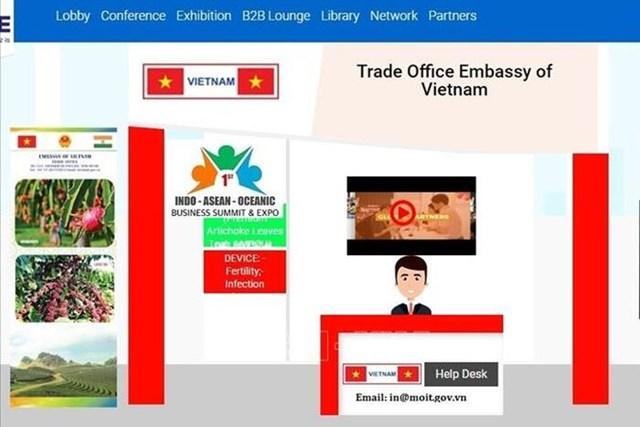 Hội nghị Kinh doanh Ấn Độ - ASEAN do Liên đoàn Công nghiệp Ấn Độ tổ chức