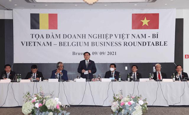Tuần hàng Việt Nam tại Bỉ - Tuần lễ Ẩm thực Việt Nam tại Bỉ 2021