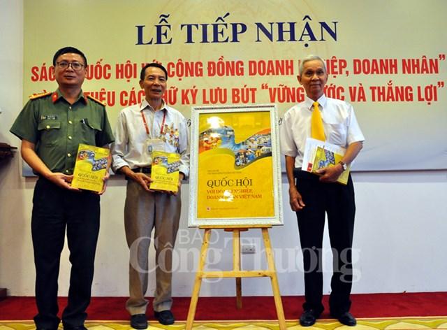Quốc hội với doanh nghiệp, doanh nhân Việt Nam