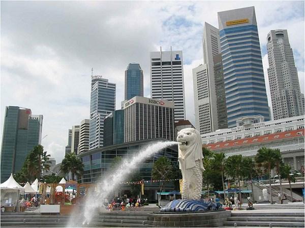 Nhà đầu tư Singapore rót hơn 36 tỷ USD vào Việt Nam