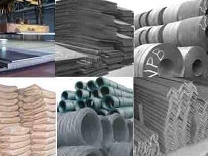 Nhập khẩu nguyên vật liệu giảm mạnh