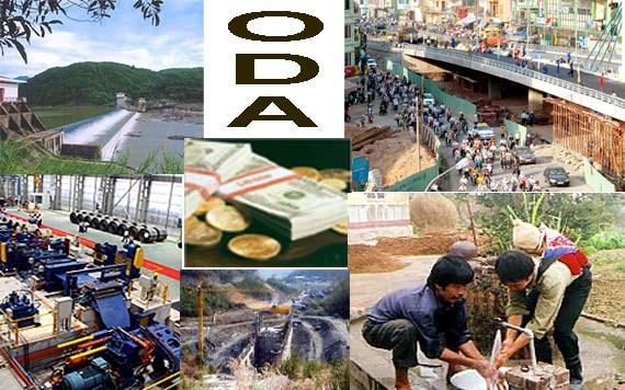 6 lĩnh vực ưu tiên sử dụng vốn ODA, vốn vay ưu đãi