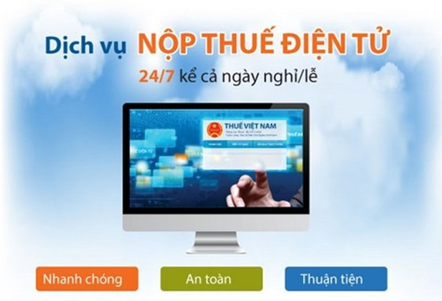 Sẽ thí điểm hoàn thuế điện tử tại Hà Nội và Đồng Nai