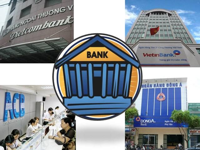 Vốn tự có, vốn điều lệ các ngân hàng tiếp tục tăng